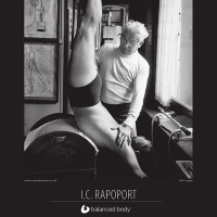 BALANCED BODY Plakat Joe Pilates - The Barrell