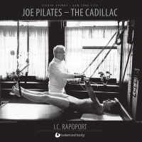 BALANCED BODY Plakat Joe Pilates - Cadillac
