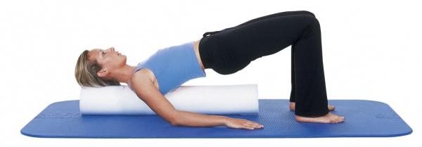 Ćwiczenia pilates - sissel
