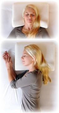 Stosowanie poduszki ortopedycznej Sissel